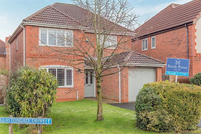 4 bed detached house to rent in Belle Field Close, Penwortham, Preston