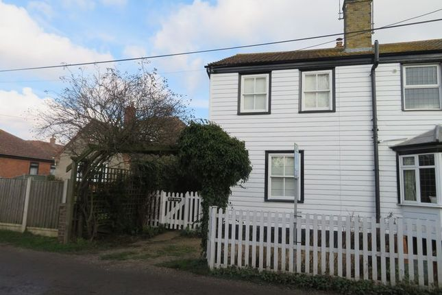 Thumbnail Semi-detached house for sale in Rainbow Road, West Mersea, Colchester