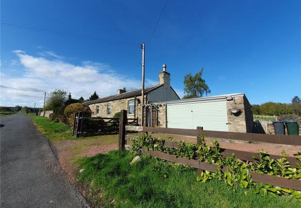 Thumbnail Semi-detached bungalow for sale in Autumn Hill Cottage, Greenhead, Brampton, Northumberland