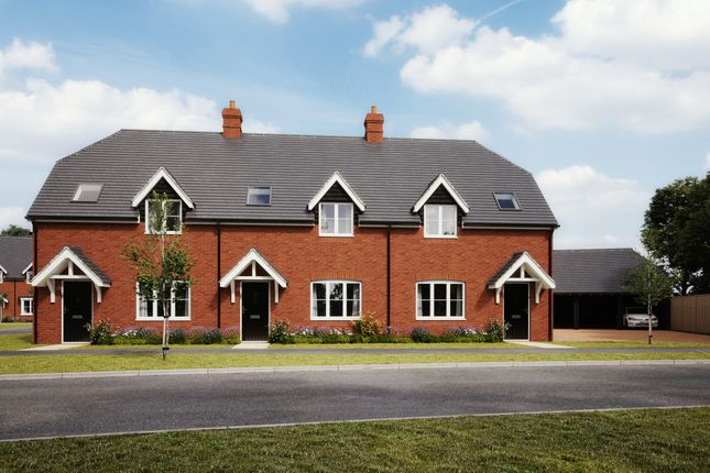 Thumbnail Terraced house for sale in Plots 15, 18 & 20 Latton Place, Kingston Bagpuize, Oxfordshire