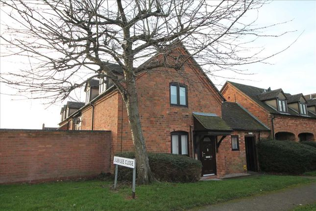 Thumbnail End terrace house for sale in Smiths Close, Bidford On Avon, Bidford On Avon, Alcester