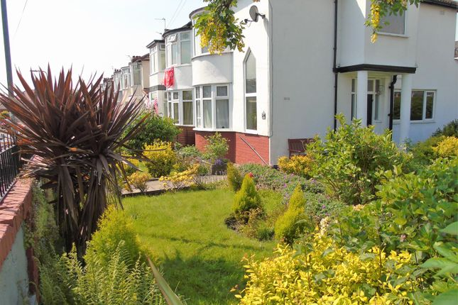 Thumbnail Semi-detached house to rent in Grace Avenue, Fazakerley, Liverpool