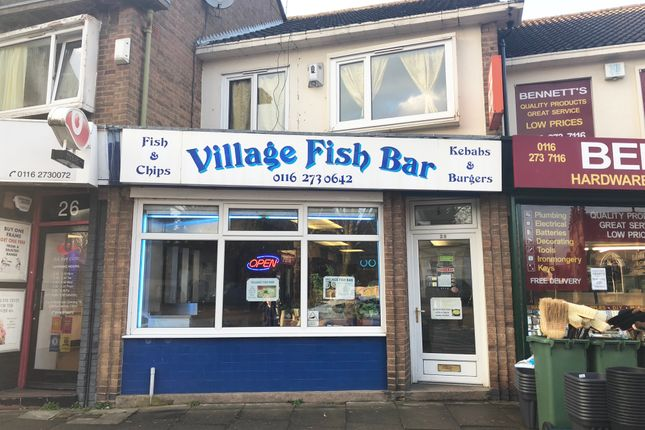 Restaurant/cafe to let in Main Street, Evington Village, Leicester