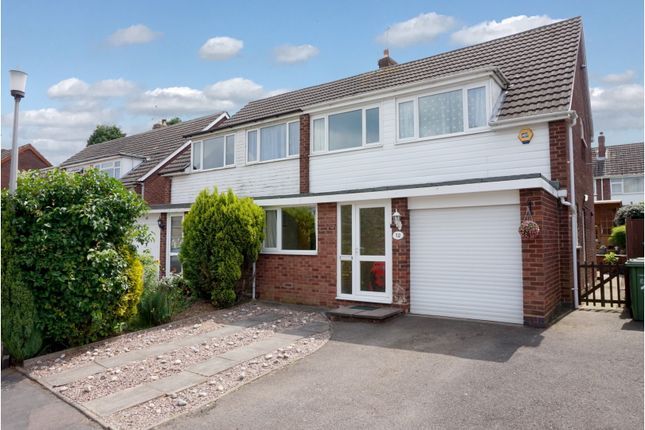 Thumbnail Semi-detached house for sale in Rowland Avenue, Polesworth
