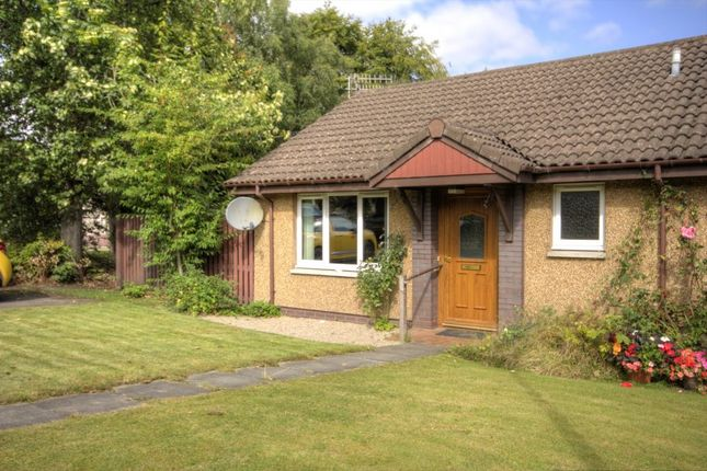 Thumbnail Semi-detached bungalow for sale in 37 Balmacaan Road, Drumnadrochit