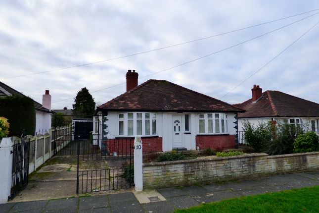 Thumbnail Detached bungalow for sale in Highwood Crescent, Carlisle, Cumbria