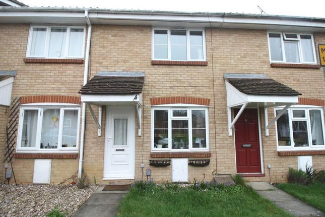 Thumbnail Terraced house to rent in Crest Park, Hemel Hempstead