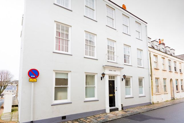 Thumbnail Town house to rent in Havilland Street, St. Peter Port, Guernsey