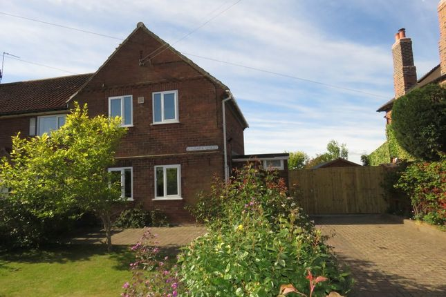 Thumbnail Terraced house to rent in Applegarth Cottages, Linton On Ouse, York