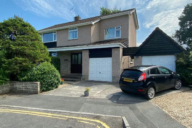 Thumbnail Detached house for sale in Apple Tree Drive, Winscombe