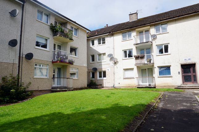 Front Aspects of Lochaber Place, West Mains, East Kilbride G74