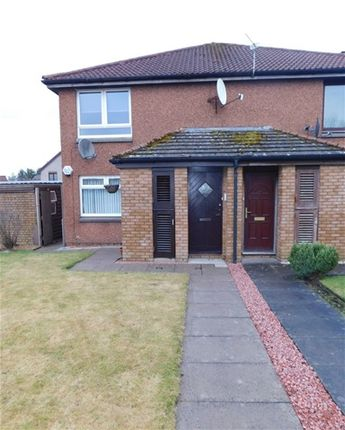 Thumbnail Flat to rent in Young Crescent, Bathgate