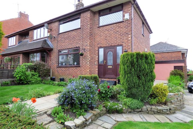 Thumbnail Semi-detached house for sale in Hollies Road, Wilpshire, Blackburn, Lancashire