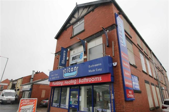 Thumbnail Property to rent in Albert Road, Farnworth, Bolton