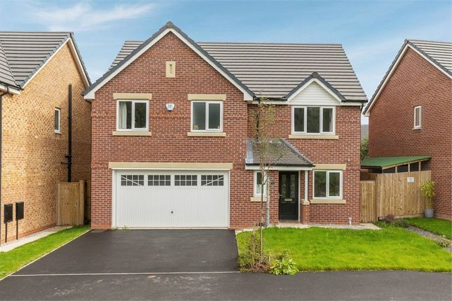 Thumbnail 5 bed detached house for sale in Williams Drive, Shavington, Crewe, Cheshire