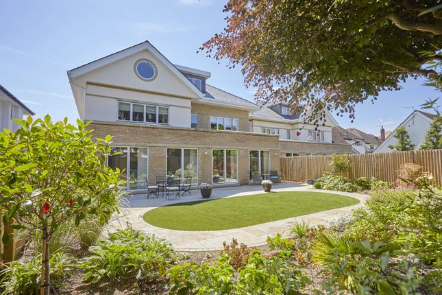 Thumbnail Detached house for sale in St Clair Road, Canford Cliffs, Poole, Dorset