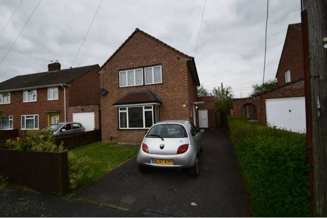 Thumbnail Detached house to rent in Melrose Avenue, Yate, Bristol