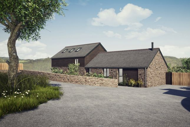 Thumbnail Detached house for sale in Hustyns, Wadebridge