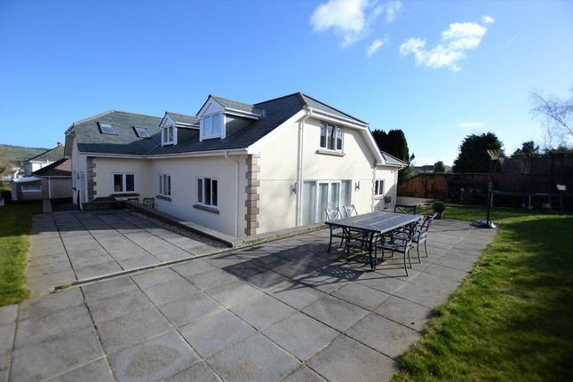 Thumbnail Detached house for sale in Dean Road, Plymouth, Devon
