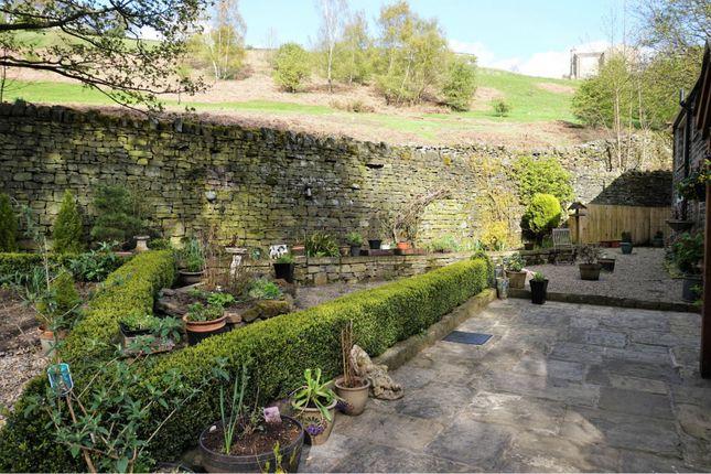 Garden of Greenhill Lane, Bingley BD16