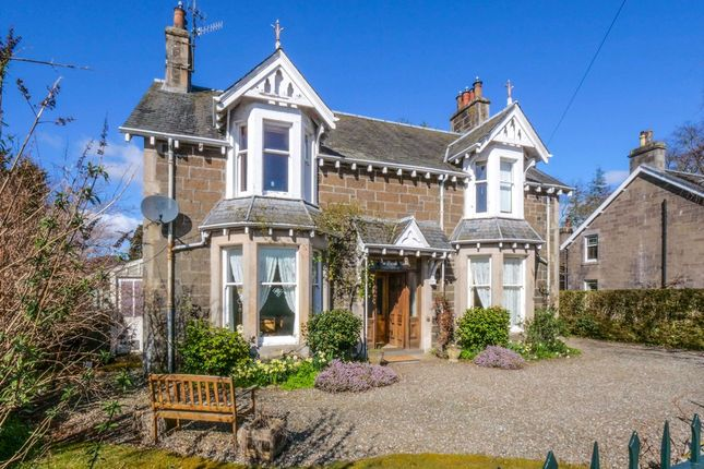 Thumbnail Detached house for sale in Braco Road, Comrie