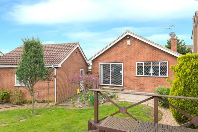 Thumbnail Detached bungalow for sale in Doverfield, Goffs Oak, Waltham Cross, Hertfordshire
