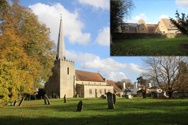 Thumbnail Property for sale in The Old School House, Church Fields, West Malling