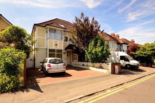 Thumbnail Semi-detached house to rent in Stoke Road, Guildford