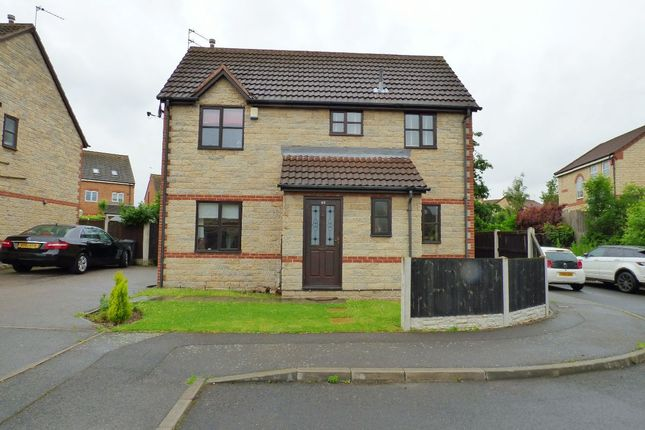 Thumbnail Detached house for sale in Applehaigh Drive, Kirk Sandall, Doncaster