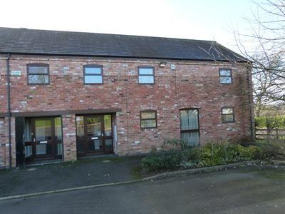 Thumbnail Office to let in Grange Farm, Unit 3, Grange Road, Hugglescote, Coalville