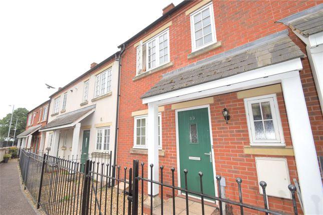 Thumbnail Detached house to rent in Heyridge Meadow, Cullompton, Devon