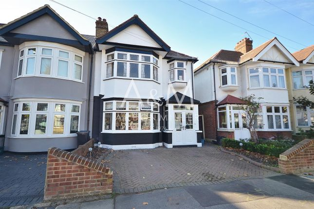 Thumbnail End terrace house for sale in Glenthorne Gardens, Ilford