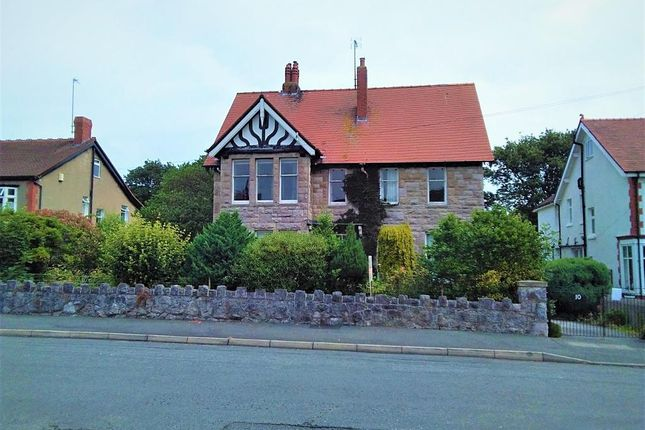 Thumbnail Detached house for sale in St Georges Road, Rhos On Sea, Conwy
