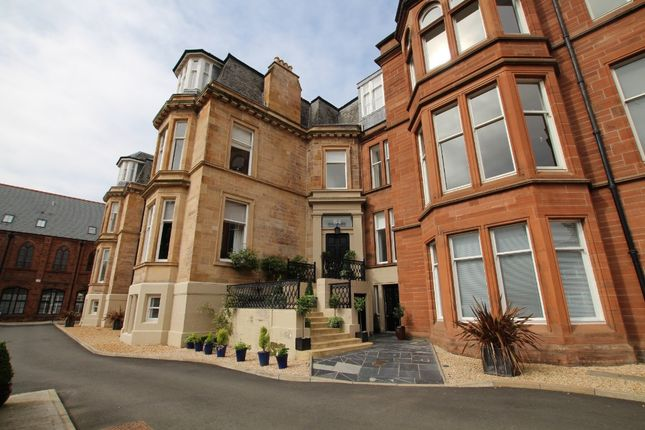 Thumbnail Flat to rent in Victoria Crescent Road, Dowanhill, Glasgow
