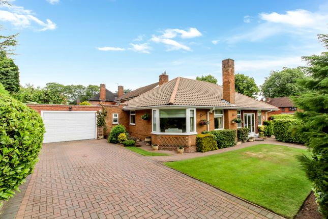 Thumbnail Detached bungalow for sale in Horsehills Drive, Compton, Wolverhampton