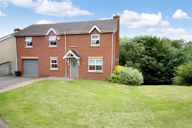 Thumbnail Detached house for sale in Field Rise, Old Town, Swindon