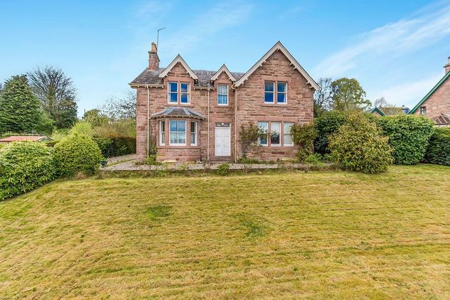 Thumbnail Detached house for sale in Craig Road, Dingwall