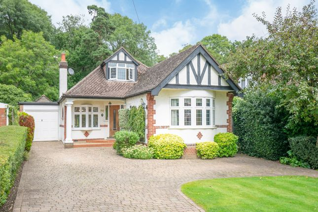 Thumbnail Bungalow for sale in Georges Wood Road, Brookmans Park, Hatfield