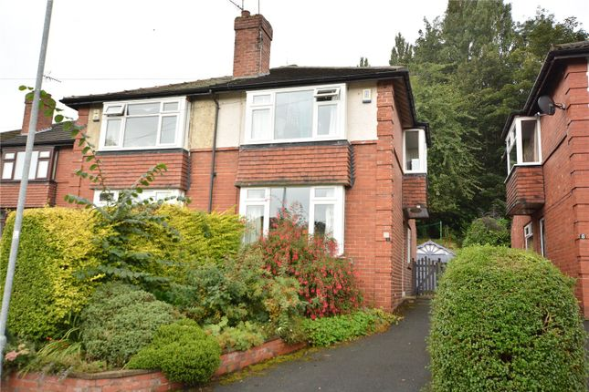 Thumbnail Semi-detached house for sale in Coniston Avenue, Headingley, Leeds