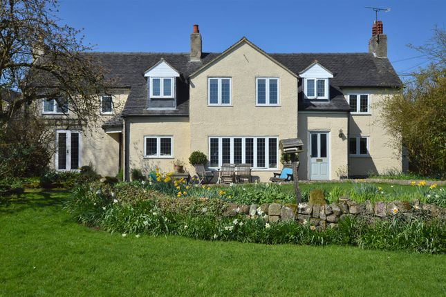 Thumbnail Detached house for sale in Over Lane, Hazelwood, Belper