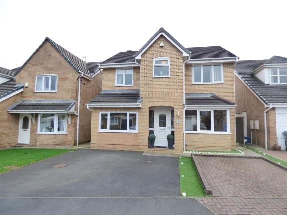 Thumbnail Detached house for sale in The Meadows, Burnley, Lancashire