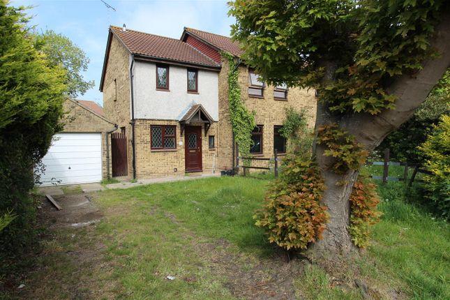 Thumbnail Semi-detached house to rent in Invicta Court, Milton Regis, Sittingbourne