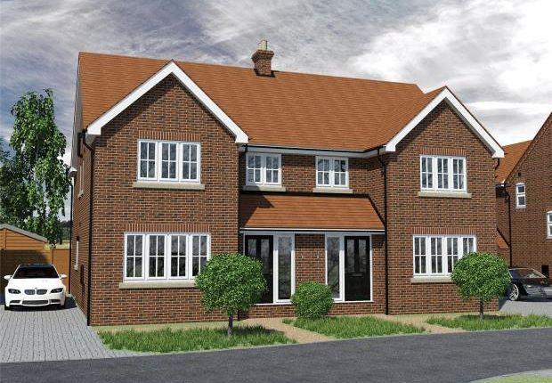 Thumbnail Semi-detached house for sale in Lewknor, Watlington, Oxfordshire