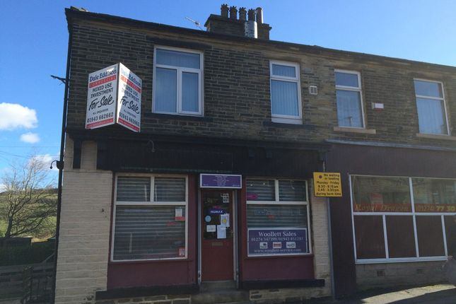 Thumbnail Retail premises for sale in Cottingley Road, Allerton, Bradford