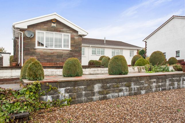 Thumbnail Detached bungalow for sale in Bwllfa Road, Aberdare
