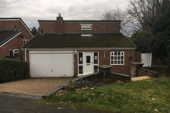Thumbnail Detached house to rent in High Meadows, Compton, Wolverhampton