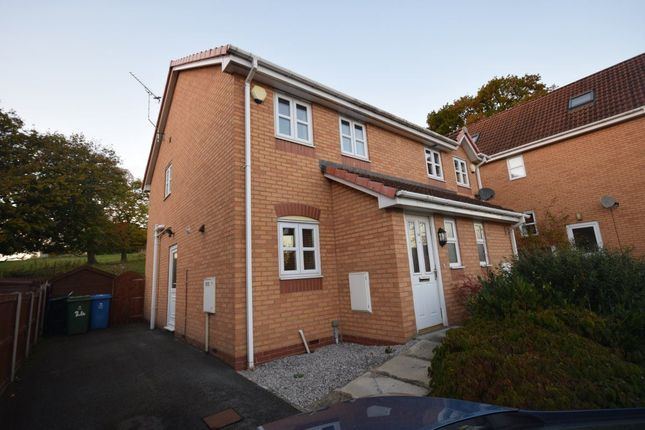 Thumbnail Property to rent in College Fields, Wrexham, Wrexham