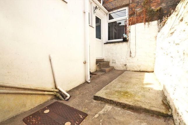 Rear Courtyard of Penlee Street, Penzance, Cornwall TR18