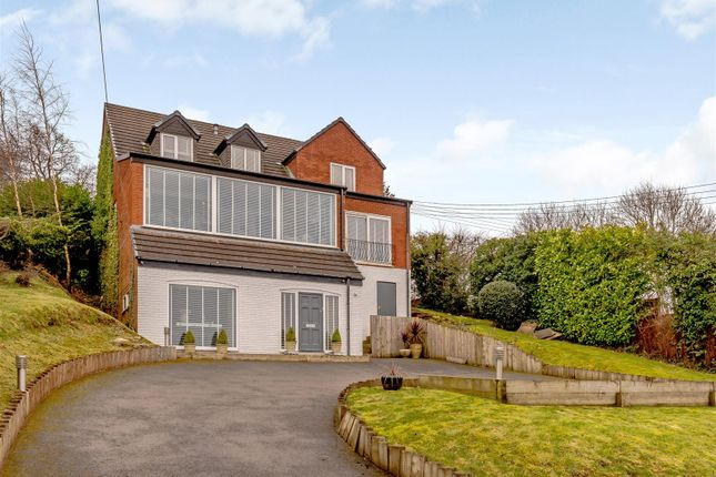 Thumbnail Detached house for sale in Birmingham Road, Lickey End, Bromsgrove, Worcestershire