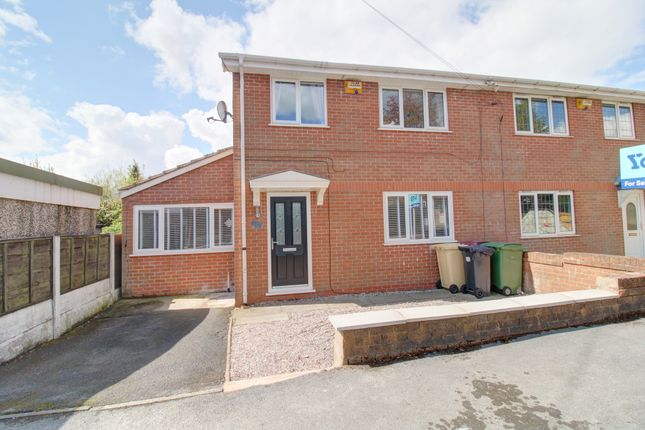 3 bed semi-detached house for sale in Warbreck Close, Bolton BL2